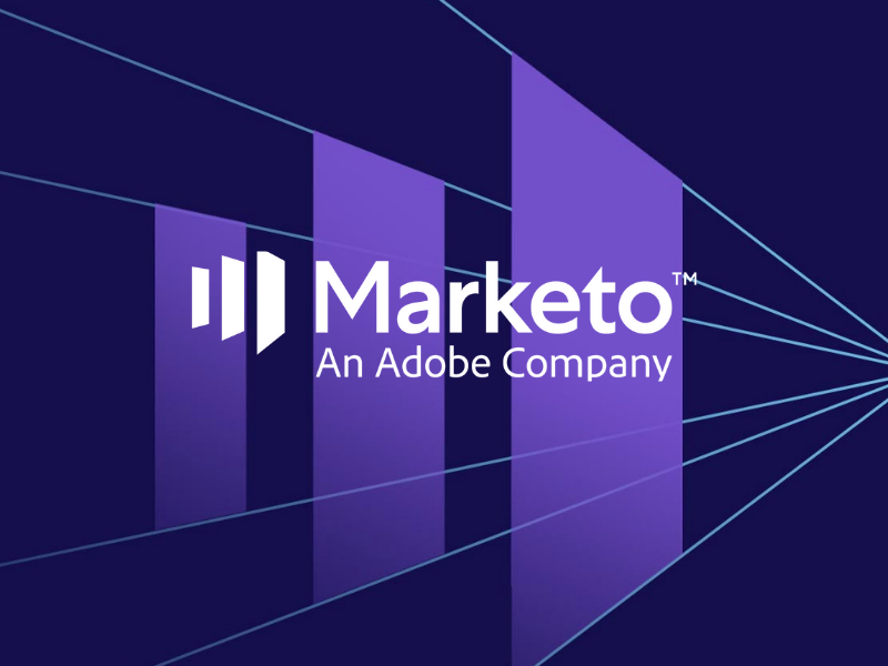 new marketo logo after adobe Aquisition